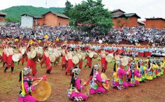 维则村【石林传统文化底蕴深厚的村落维则村】
