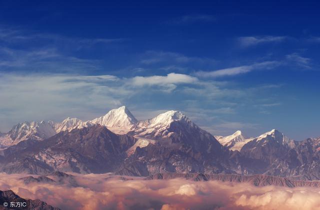 中国最大的观景平台四川牛背山,360度全方位绝佳摄影圣地