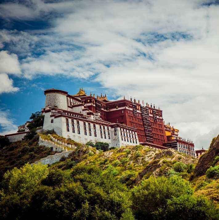 西藏旅游十大景点排行榜都有哪些?【到西藏旅游必游的景点】